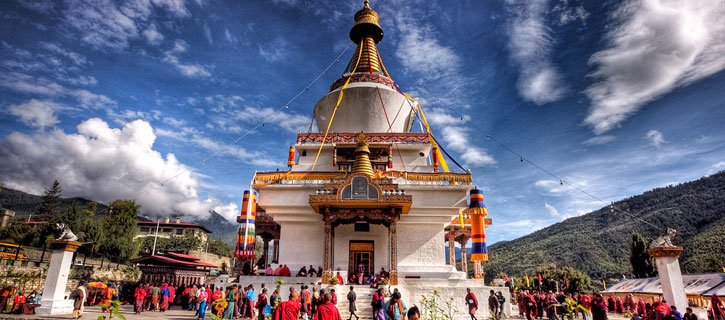 Escape To Bhutan - Tour