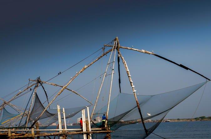 Shore Excursions Glimpse of Kochi - Tour