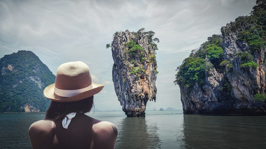 James Bond and Phang Nga Bay Speedboat Tour with Kayaking Experience - Tour