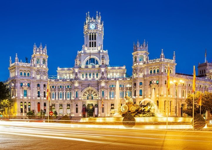 Iberian Ring - Tour
