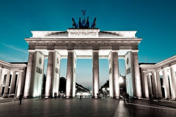 Modern Europe with Berlin - Tour