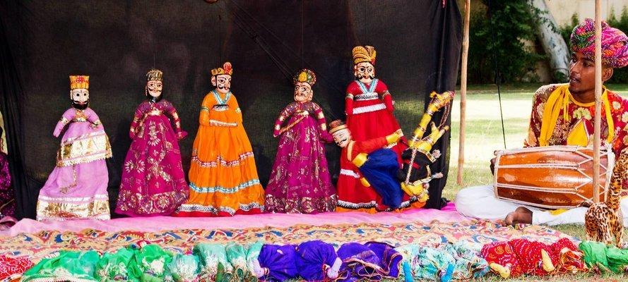 Jaipur To Samode Rural Village Visit - Day Trip - Tour