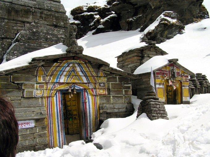 Snow Trek - Chandrashila - Tour