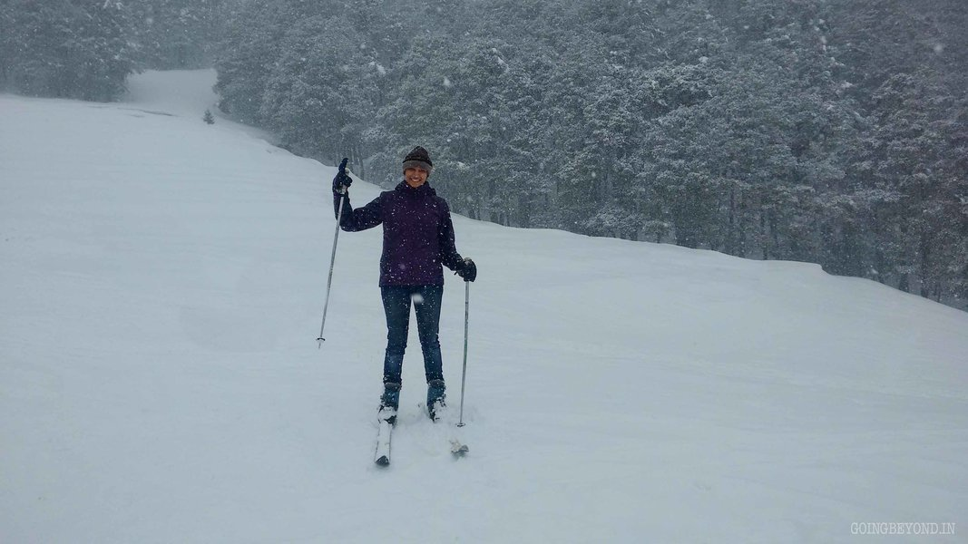 Auli Snow Skiing Trek Uttarakhand - Tour