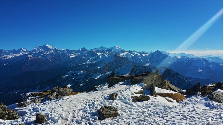 Kedarkantha Trek Tickets in Uttarakhand - Tour