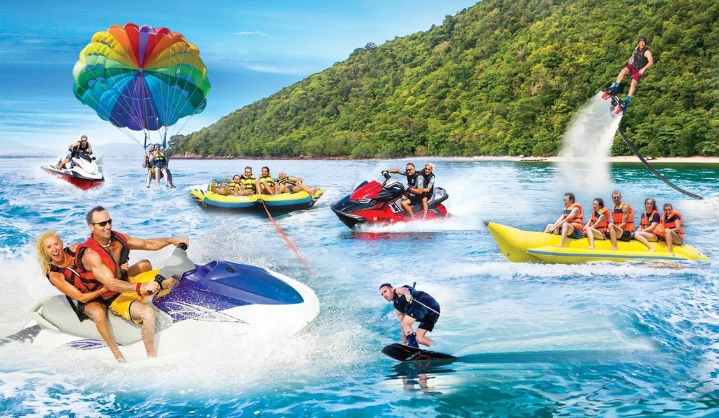 Monsoon Water Sports - Tour