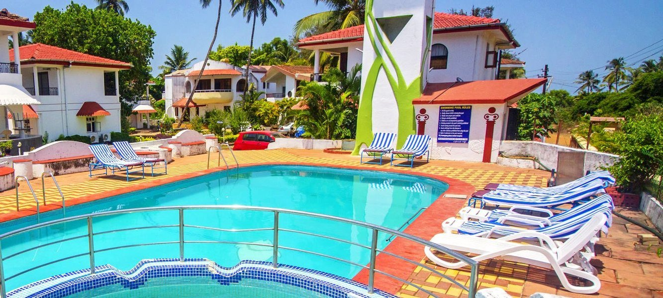 1 bedroom row villas Candolim - Tour