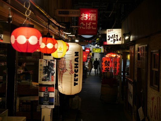 Deep Osaka All-Inclusive Nighttime Foodie Tour - Tour