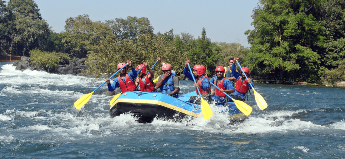 Monsoon River Rafting - Tour