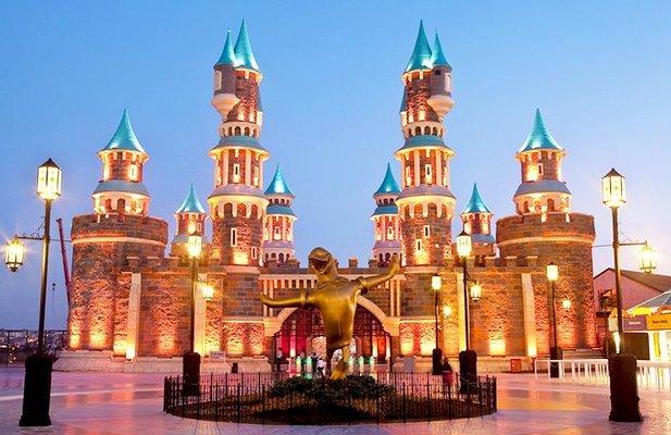 Vialand Theme Park & Shopping Mall Tour - Tour