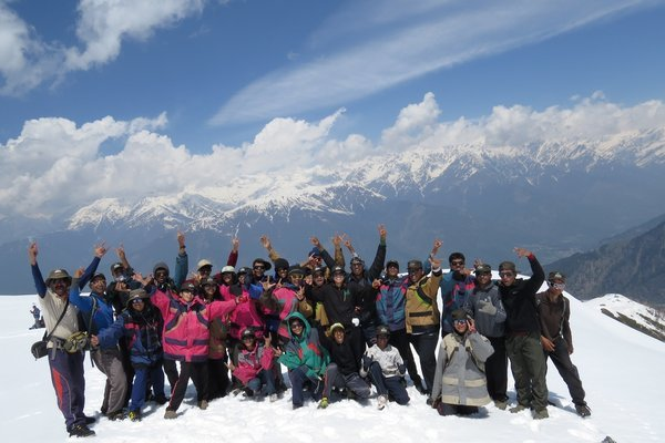 Snow Trek - Nag Tibba - Tour