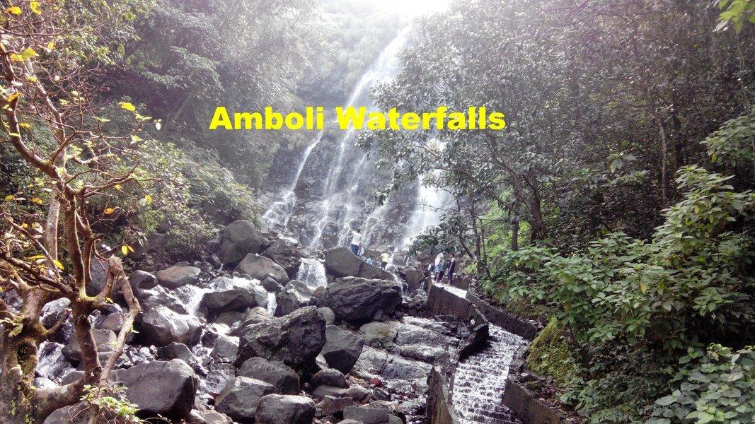 Amboli Waterfalls - Tour