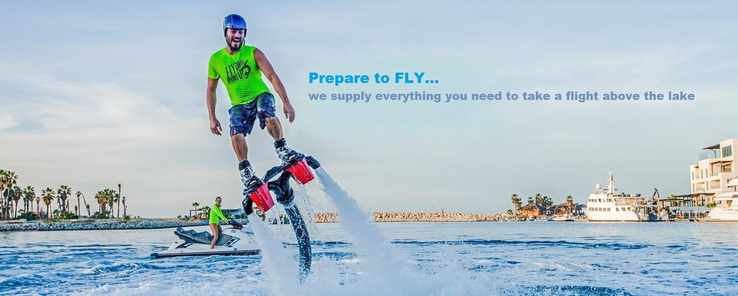 Fly Boarding - Tour