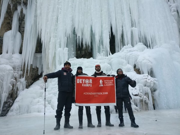 Chadar Trek - Tour