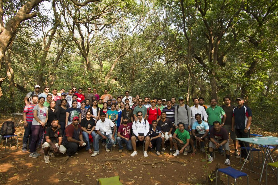 Corporate Team Outbound - Tour