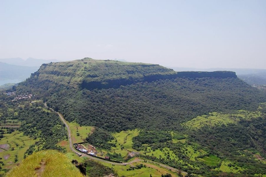 Visapur Monsoon Trek - Tour