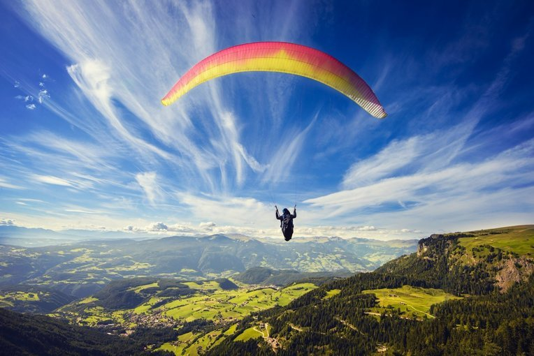 Paragliding Kamshet - Tour