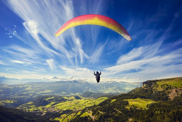 Paragliding - Collection