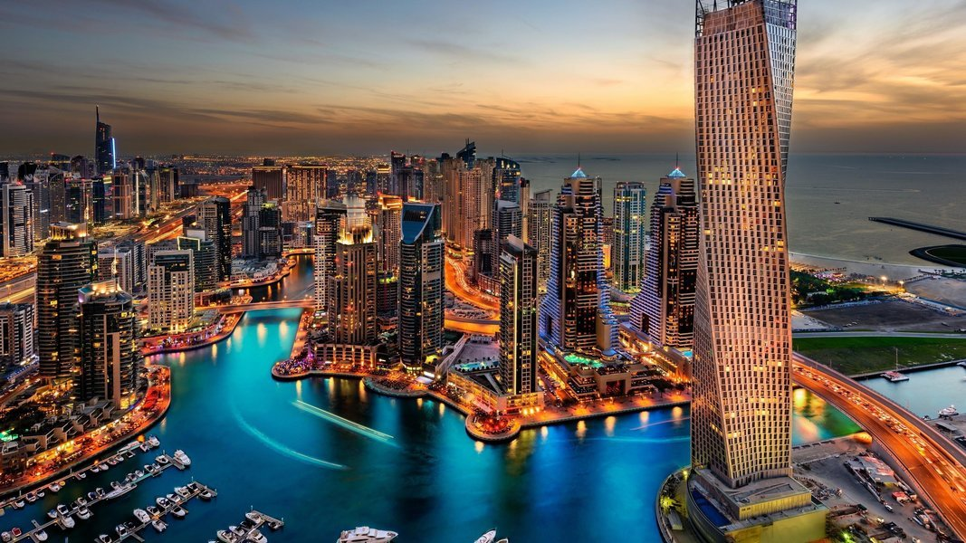 Dubai Corporate Package - Tour