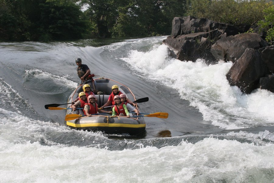 Off the Grid with Rafting - Tour