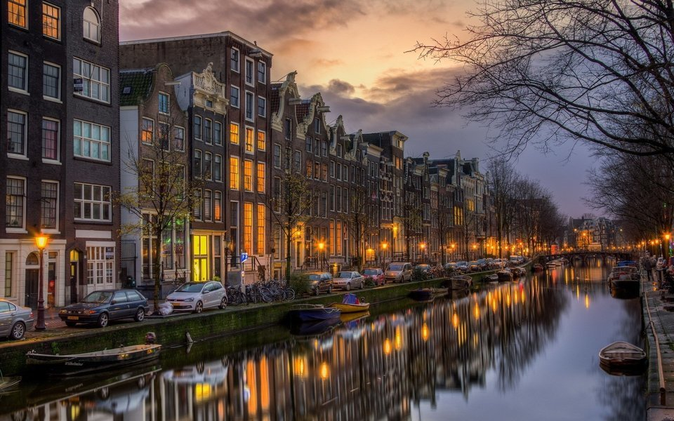 Amsterdam to Rome Tour - Tour