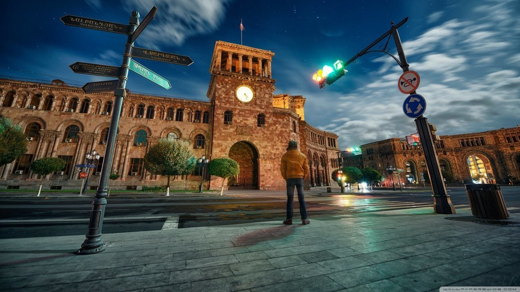 Armenia–Ancient And Modern - Tour
