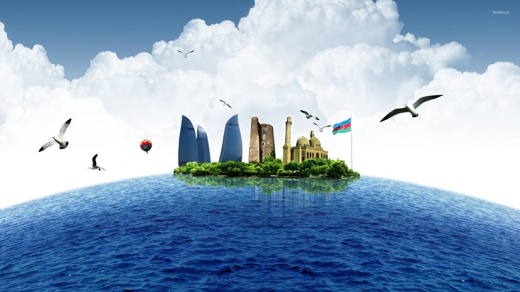 Baku - Where fire and water meet - Tour