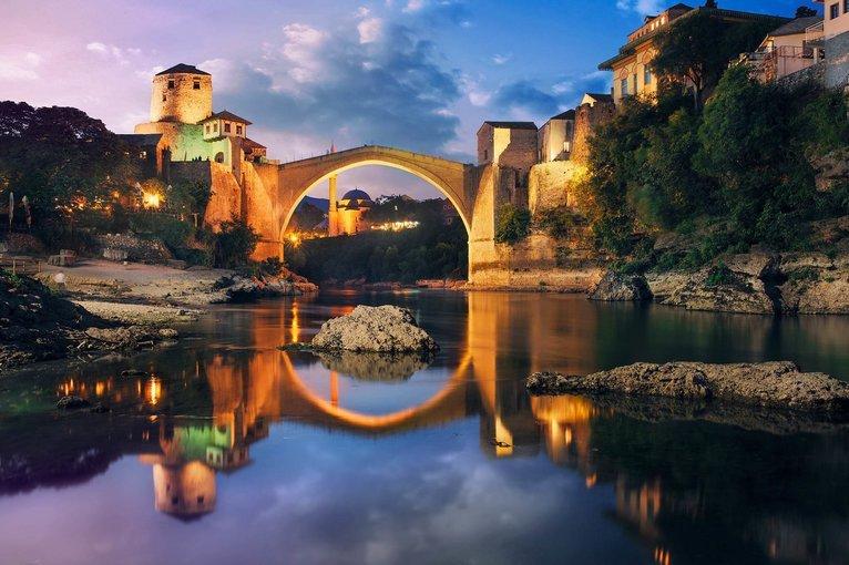 Bosnia - Tour