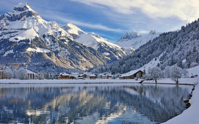 Brussels to Switzerland Tour - Tour