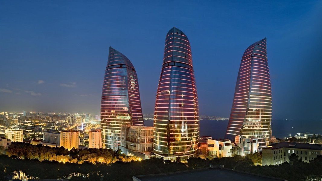 Gabala and Baku - Tour