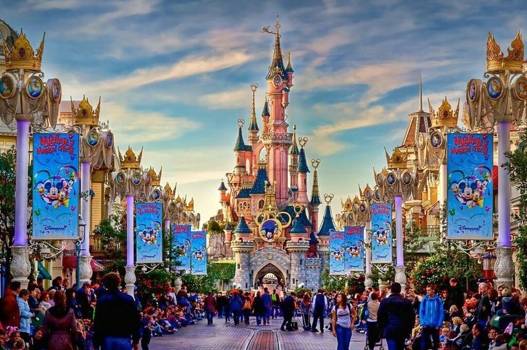 Paris - Disneyland - Tour