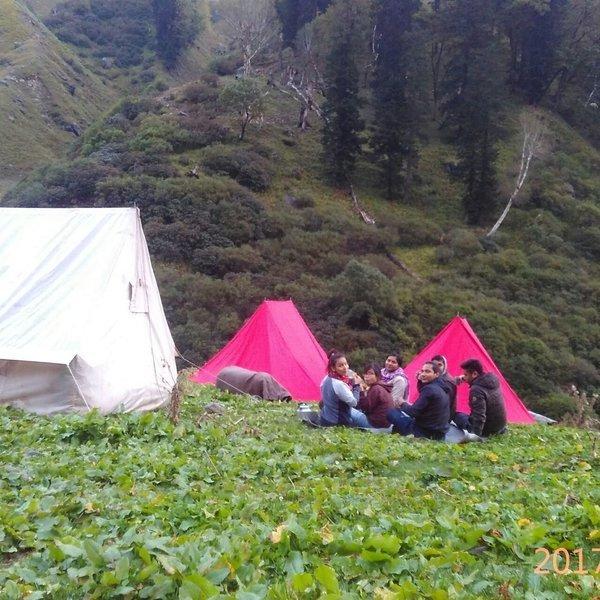 Hampta Pass Trek & Chandratal Trek - Tour