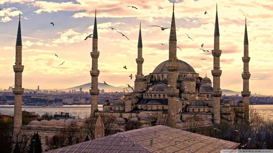Shamil - Turkey trip - Tour