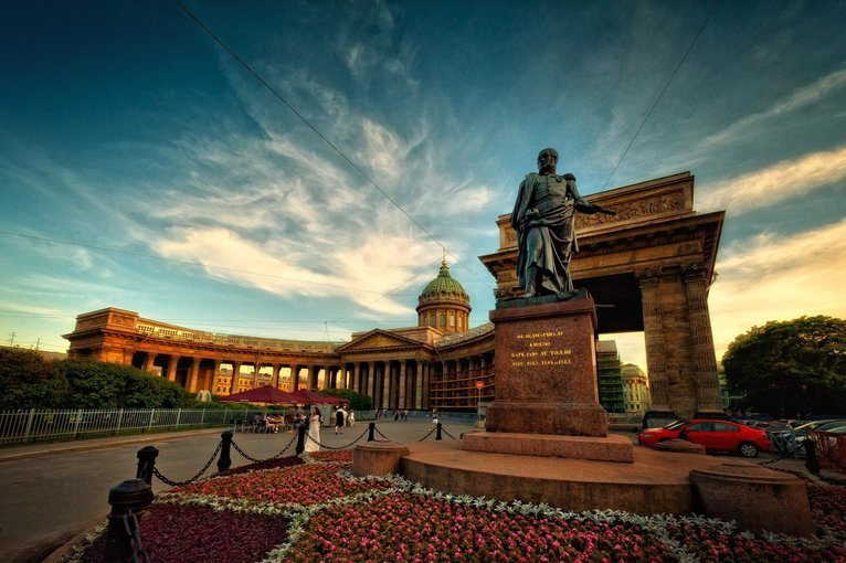The White Nights of Saint Petersburg - Tour