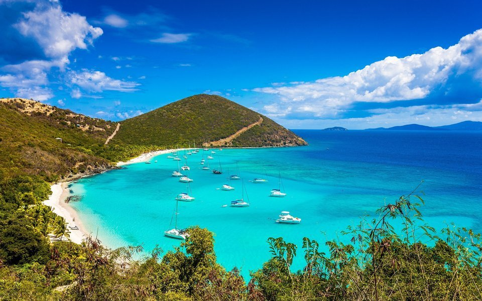 Virgin Islands - Tour