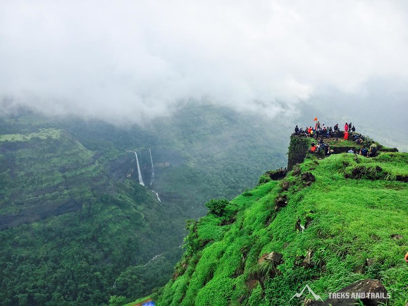 Rajmachi and Kondhane Caves Monsoon Trek - Tour
