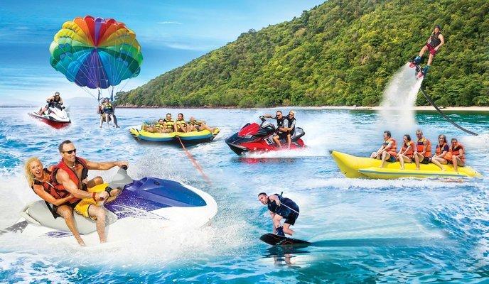 Adventure Water Sports Goa - Tour