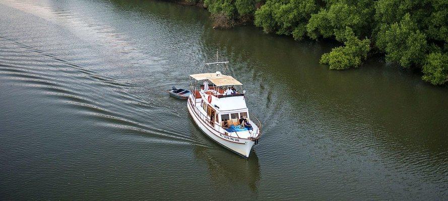 Monsoon Boat Trip - Tour
