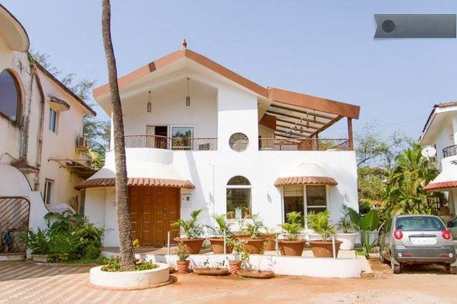 2 bedroom jacuzzi villa Candolim - Tour