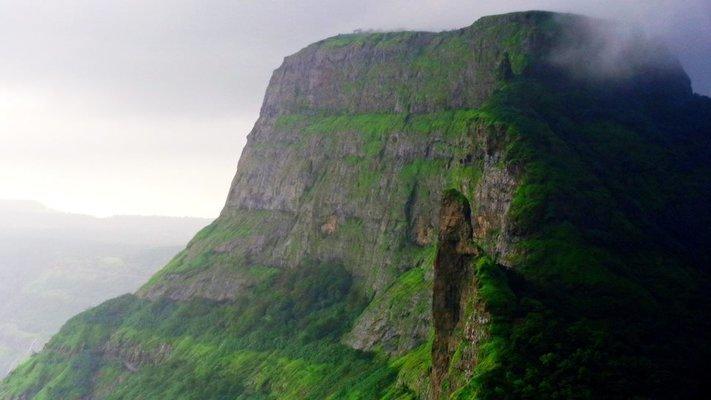 Monsoon Thrilling Trek To Dhak-Bahiri - Tour