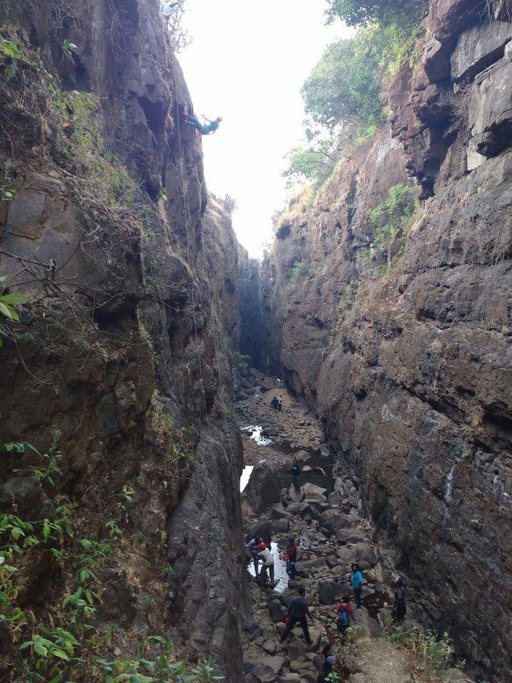 Sandhan valley and Ratangad  trek - Tour