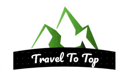 Travel to top Logo