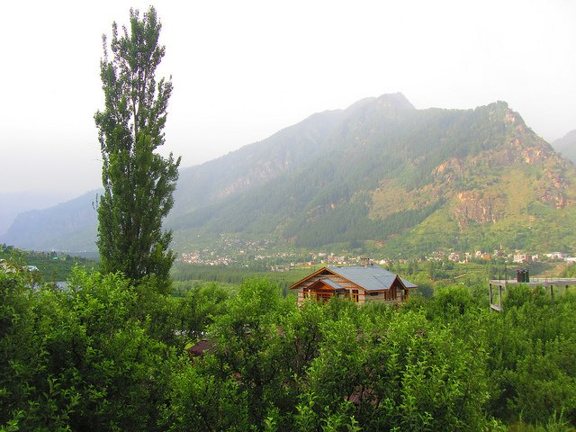 Manali by Volvo Package - Tour