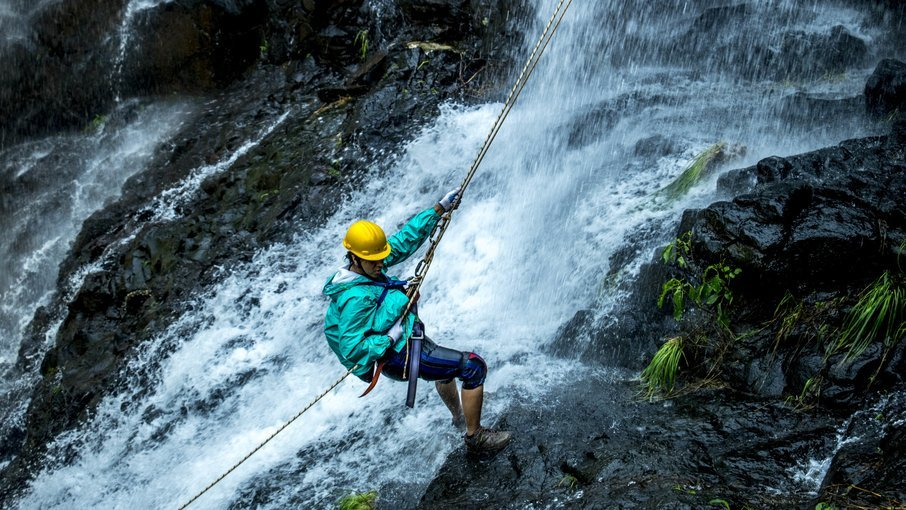 Dodhani Waterfall Rappelling - Tour
