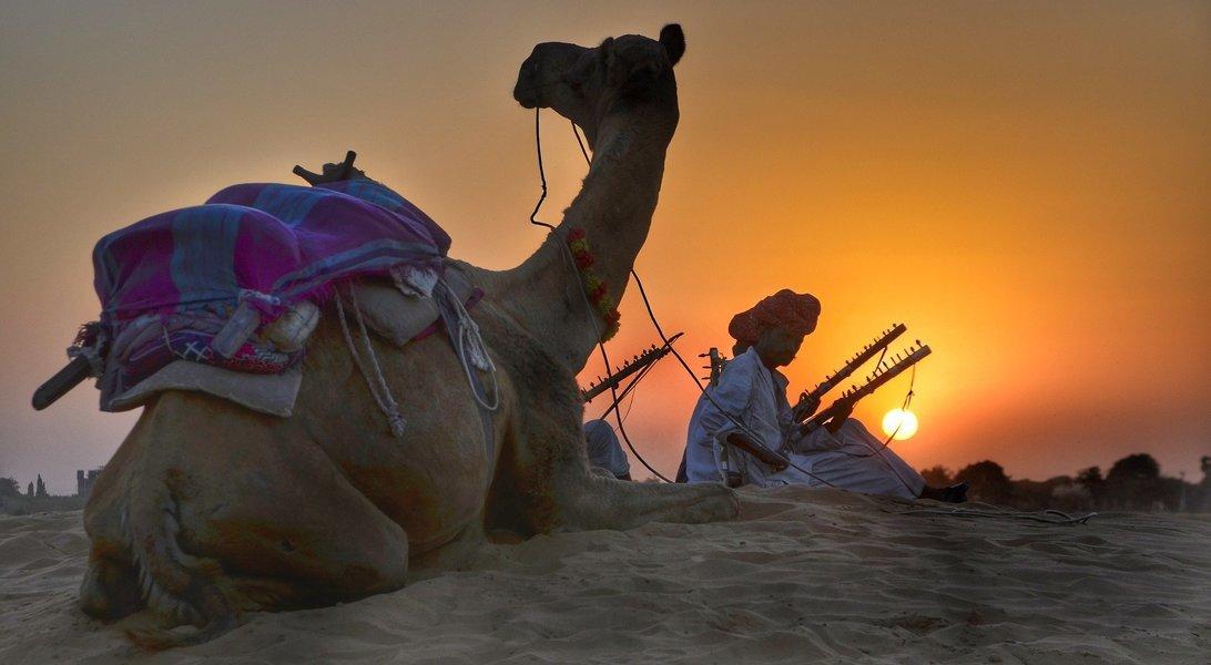 Desert & Heritage Rajasthan - Tour