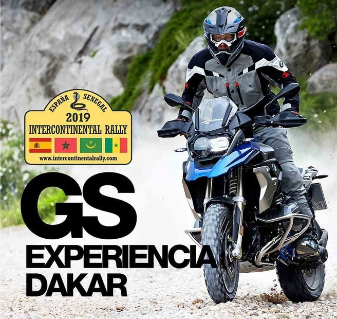GS Experiencia Dakar - Intercontinental Rally - Tour