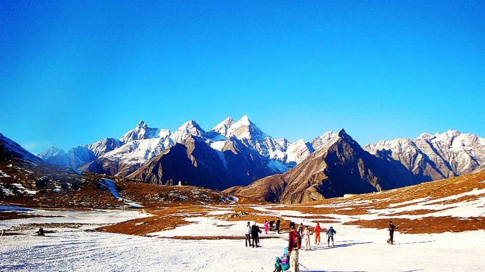 Shimla Manali Honeymoon Tour - Tour