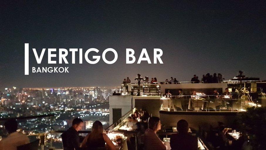 Afternoon High Tea At Vertigo Too on 60th Floor Banyan Tree Bangkok - Tour