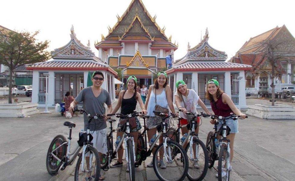 Bangkok Countryside cycling Tour - Tour