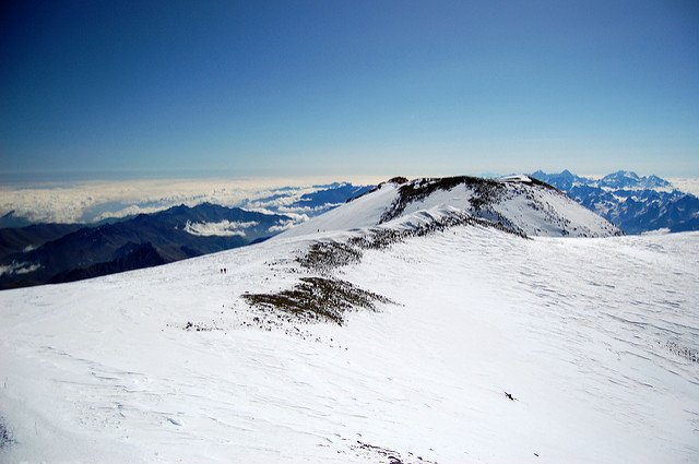 Expedition to Mt.Elbrus (18500 ft) - Tour